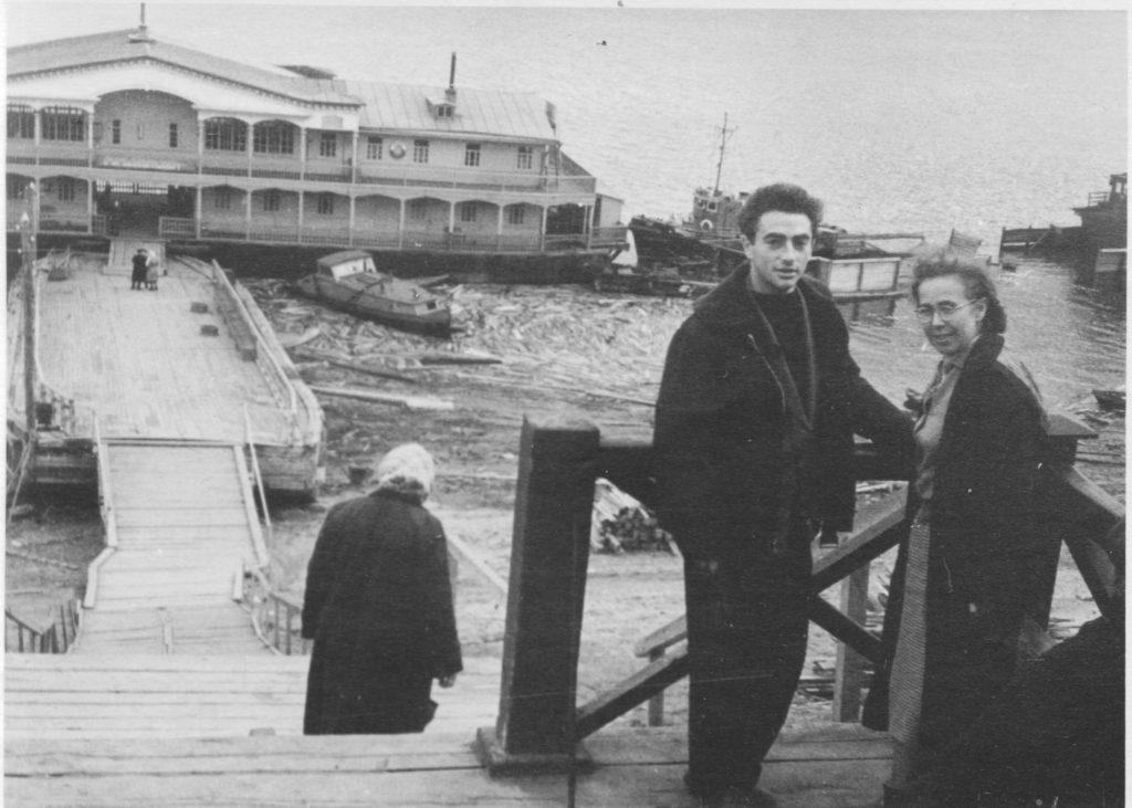 Игарка, 1961 год