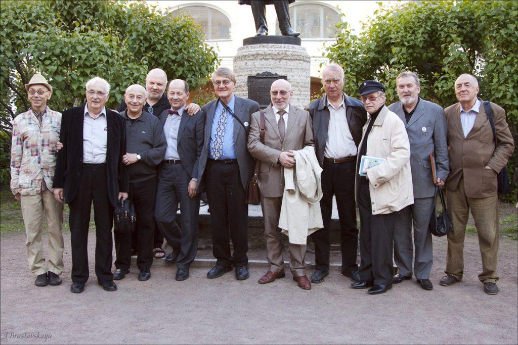 13-ая церемония награждения лауреатов премии «Петрополь», 2012 год