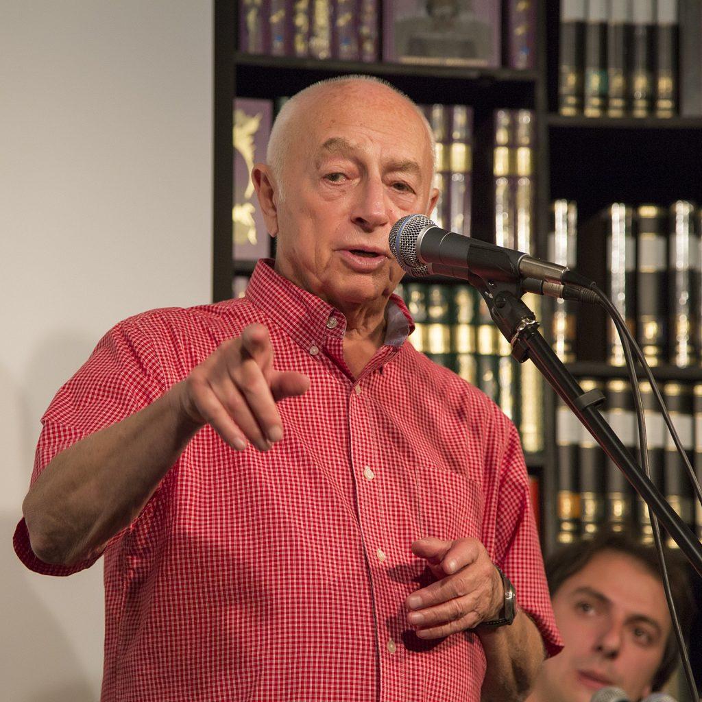 Александр Городницкий в клубе «Гиперион», 25 июня 2015 г