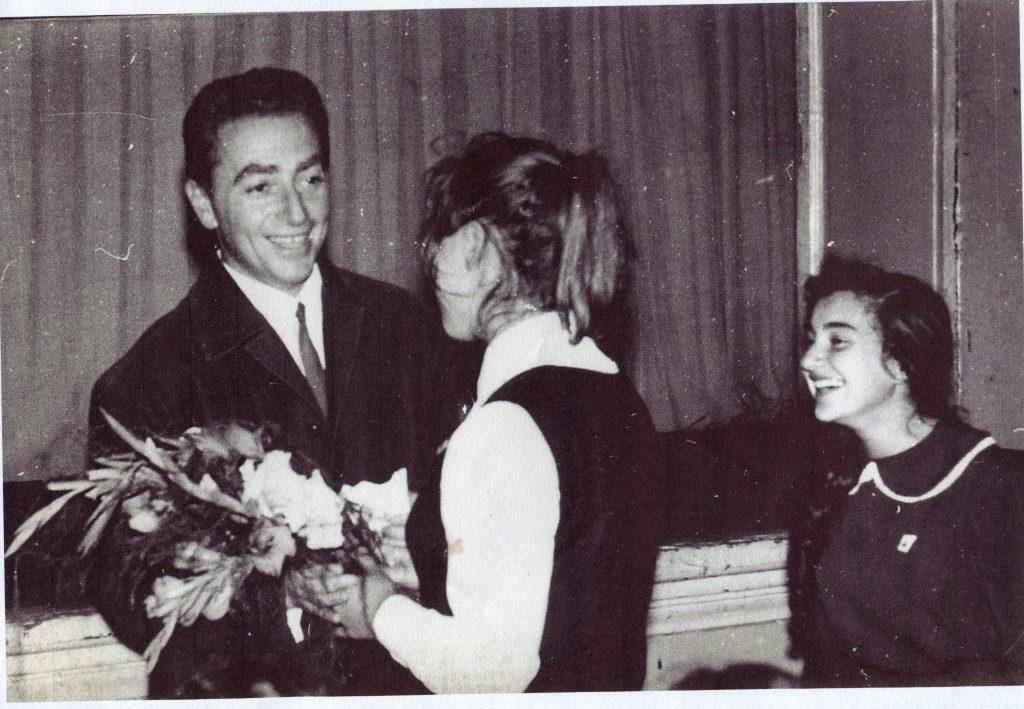 Выступление в Ленинграде, шестидесятые годы
