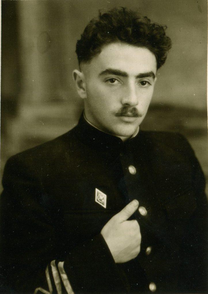 Александр Городницкий - начальник Енисейской экспедиции НИИГА