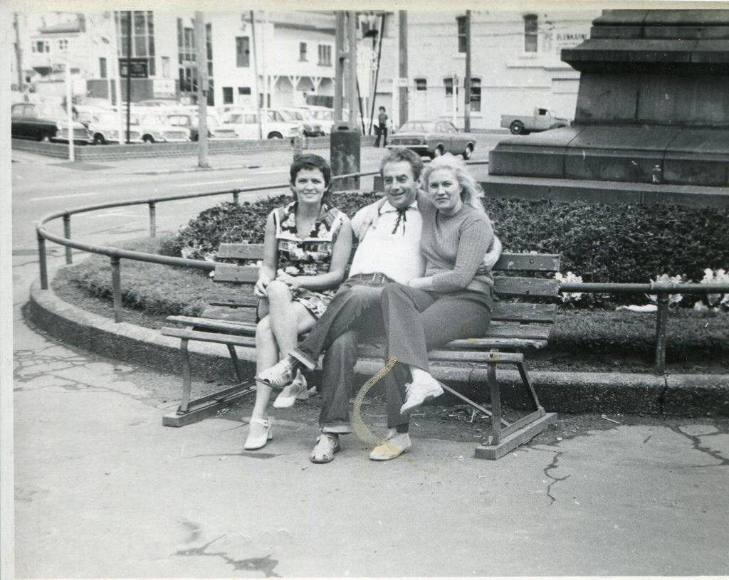 Мельбурн, 1974 год