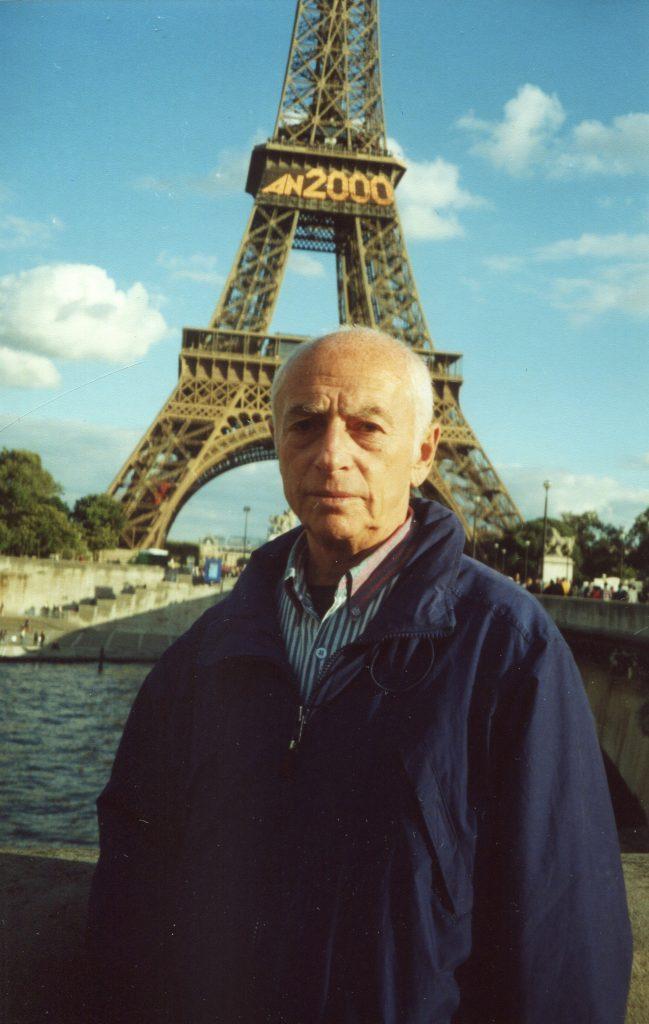 Париж, 2000 год