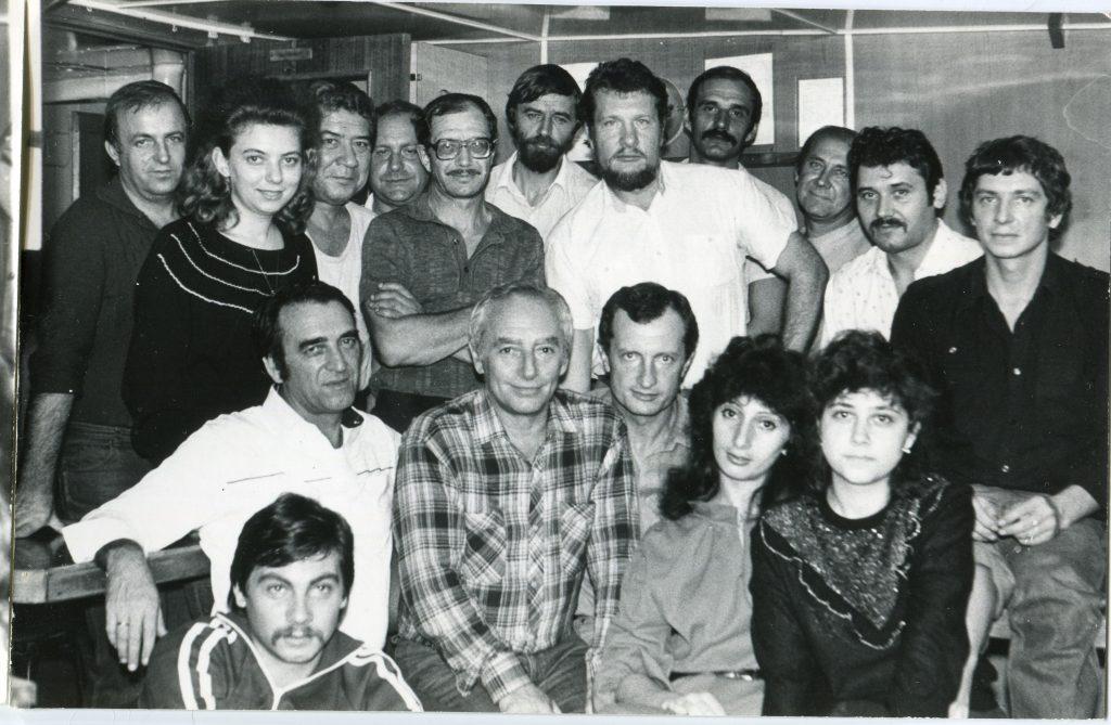 26.11.1986, НИС «Риярт», Тирренское море