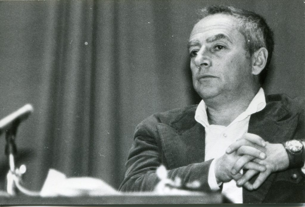 1983 год, Клуб «Восток», Ленинград