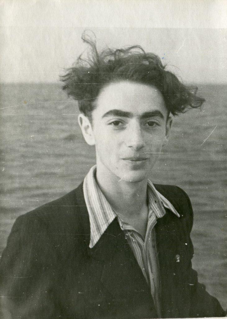На Финском заливе, 1952 год