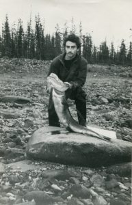 Река Северная, 1960 год
