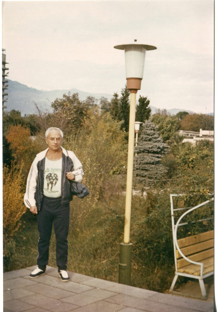 Абхазия, Гульрипш, 1986 год
