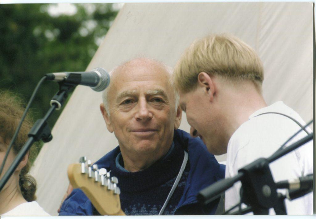На Ильменском фестивале, 2003 год
