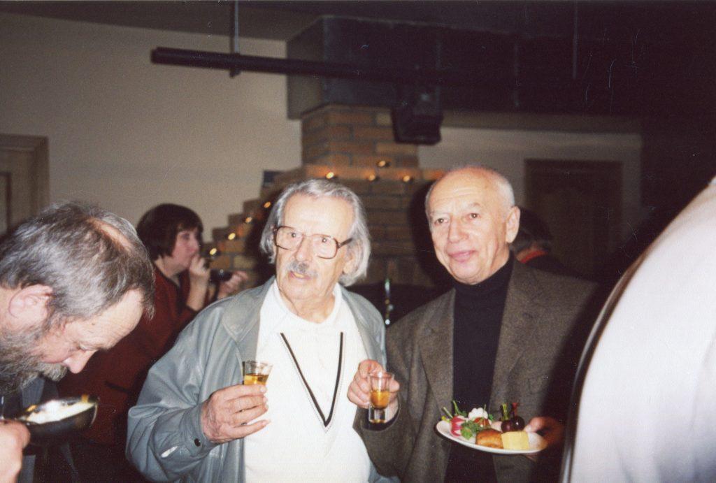 С Евгением Аграновичем