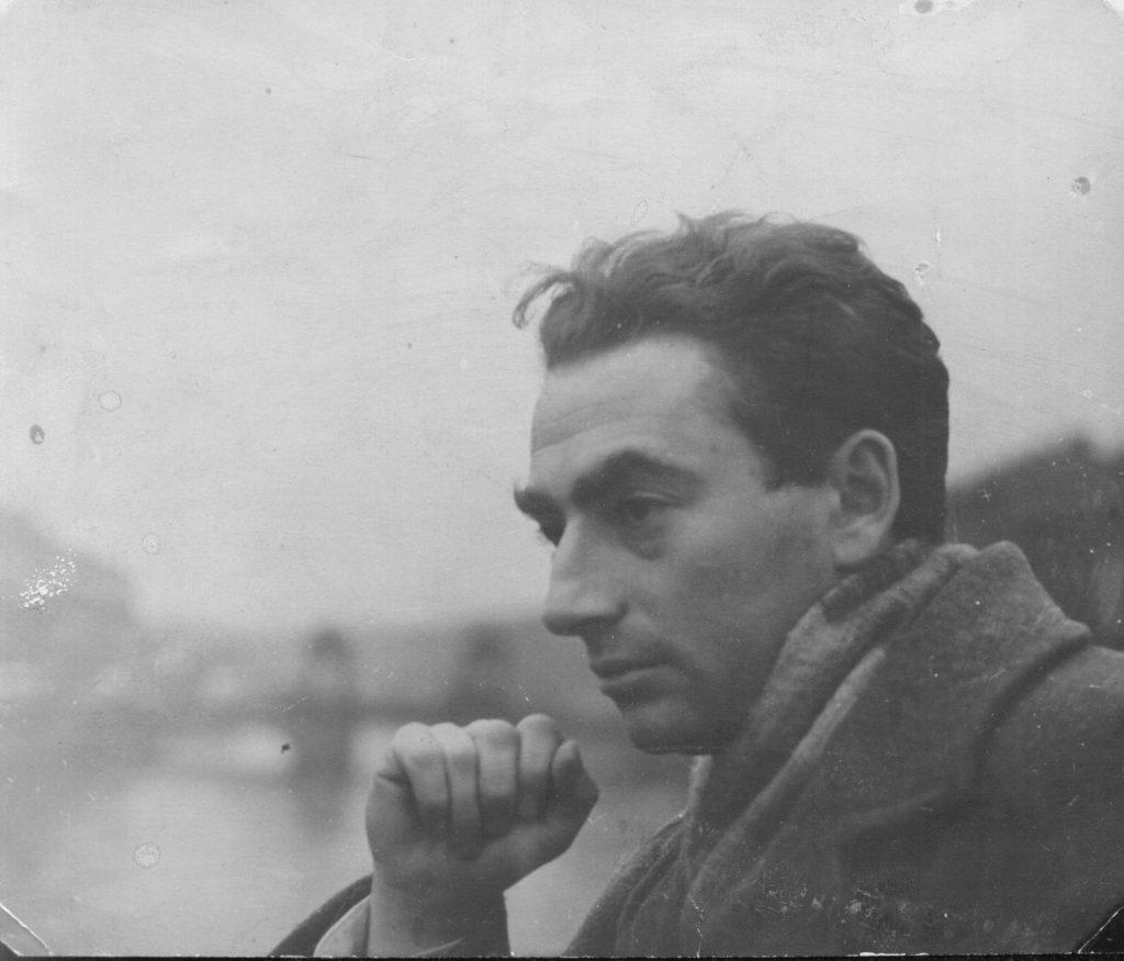 Ленинград, ноябрь 1965 года