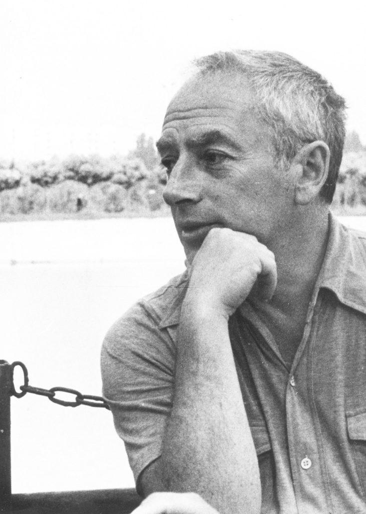 Александр Городницкий в Кишиневе, 1985 год