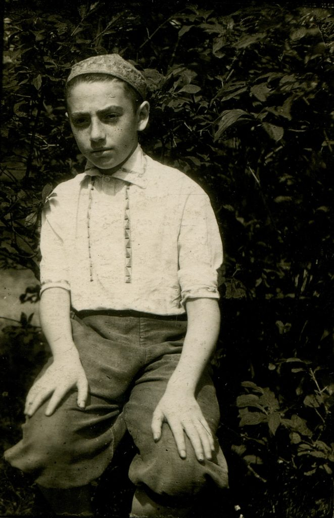 Александр Городницкий 1948 год