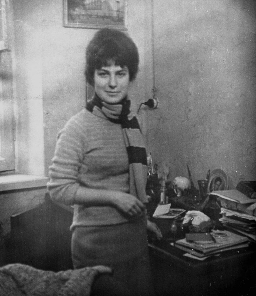 Анна Наль, 1963 год