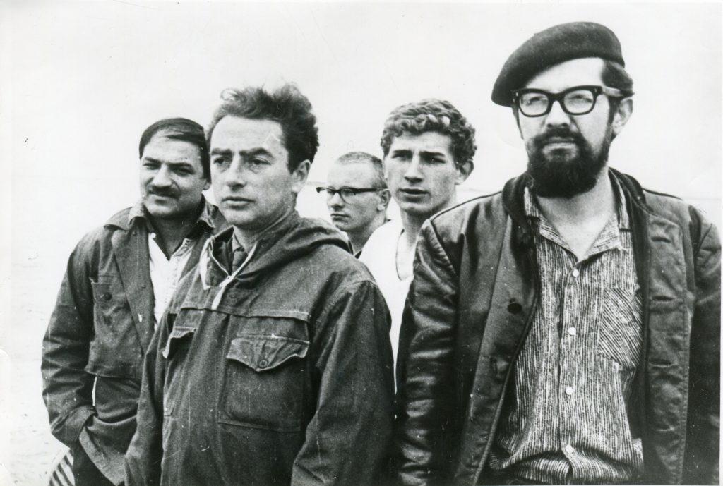 Белое море, 1969 год