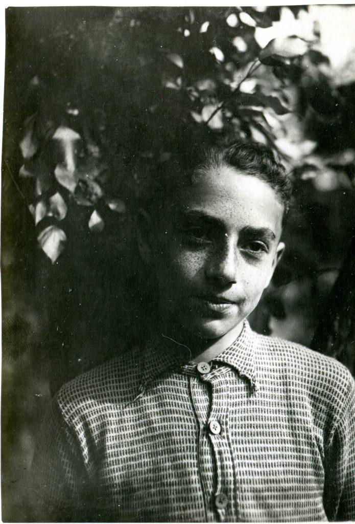 Александр Городницкий, 1947 год