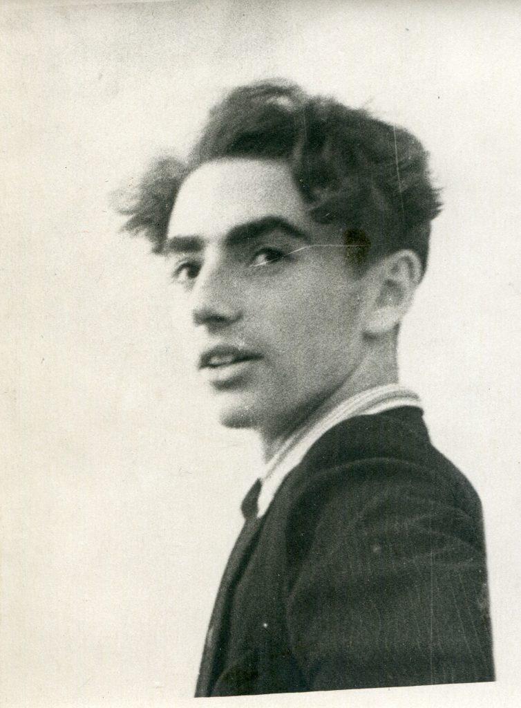 Александр Городницкий, 1951 год