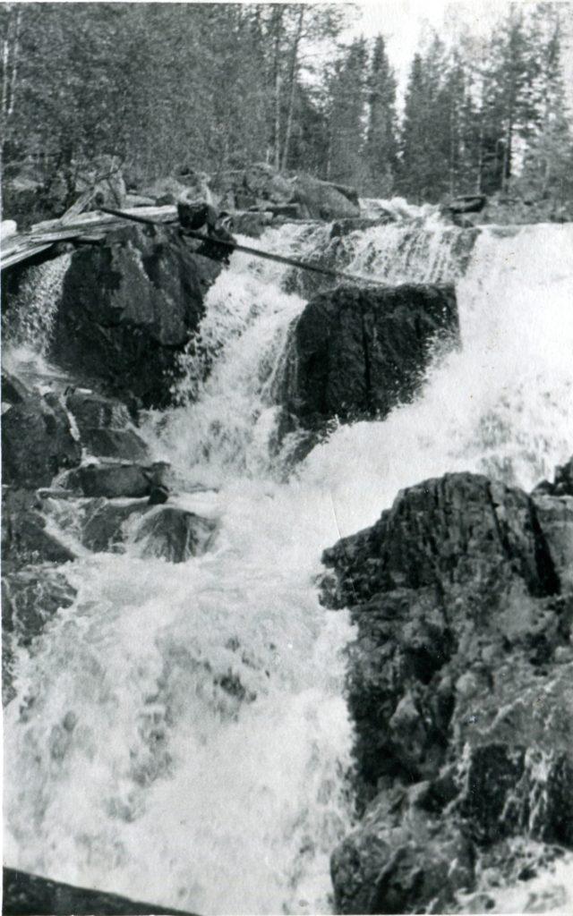 Река Северная, Туруханский край, 1960 год