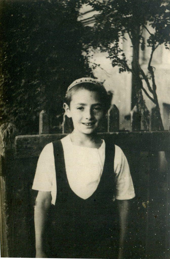 В Сестрорецке, 1947 год