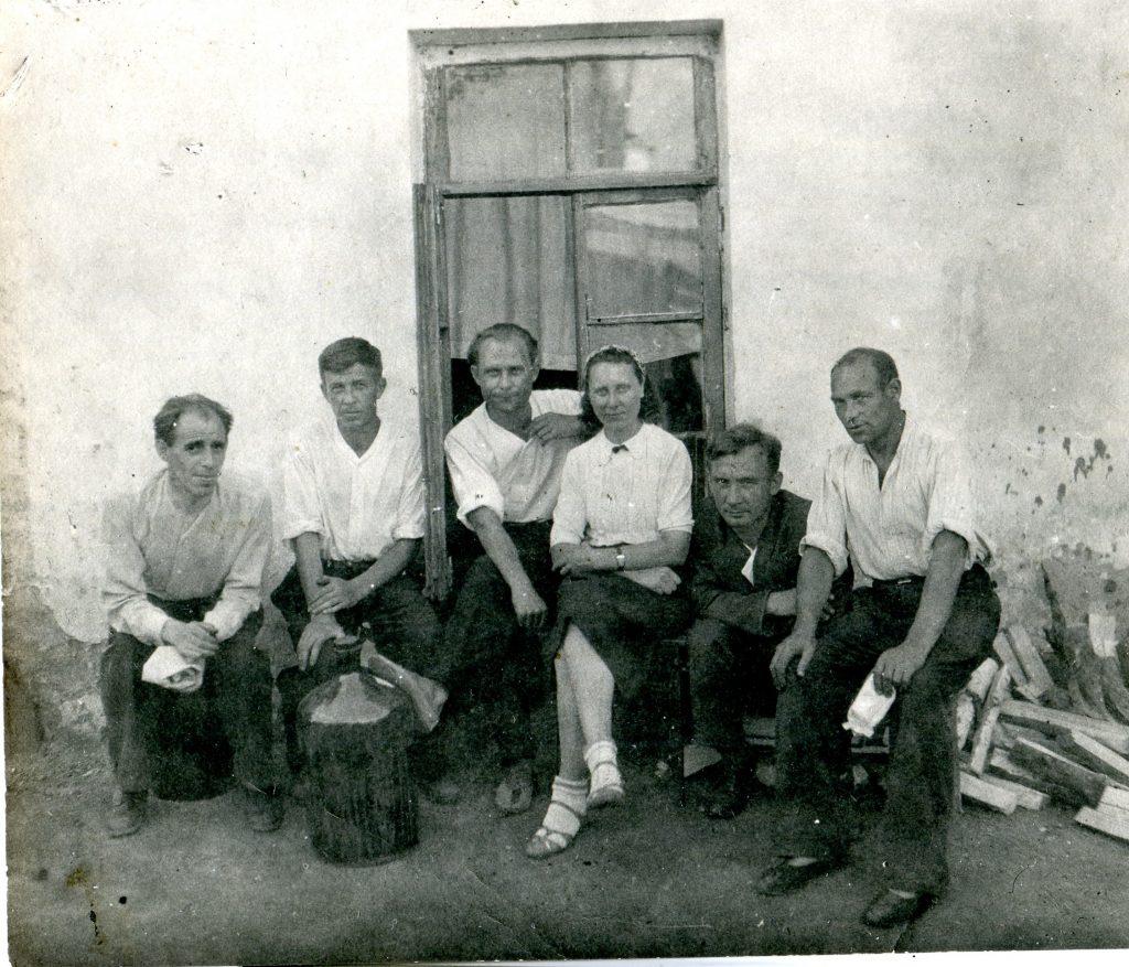 М.А. Городницкий, Омск, 1944 год
