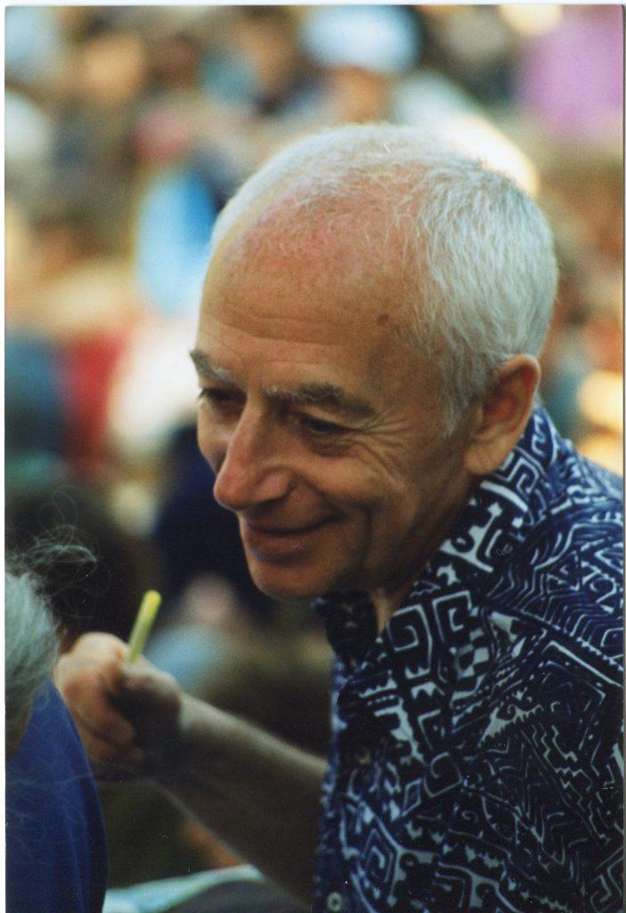 На Ильменском фестивале, 1997 год