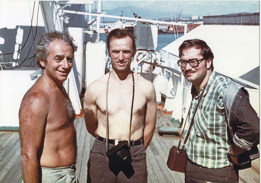 21-й рейс НИС «Дмитрий Менделеев», Гонолулу, октябрь 1978 года