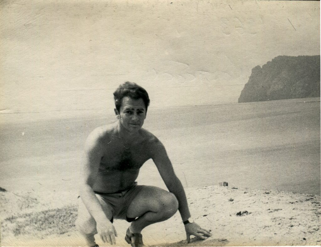 Коктебель, 1963 год