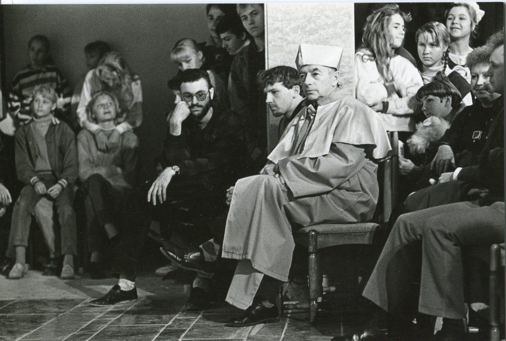 Дубна, 1996 год
