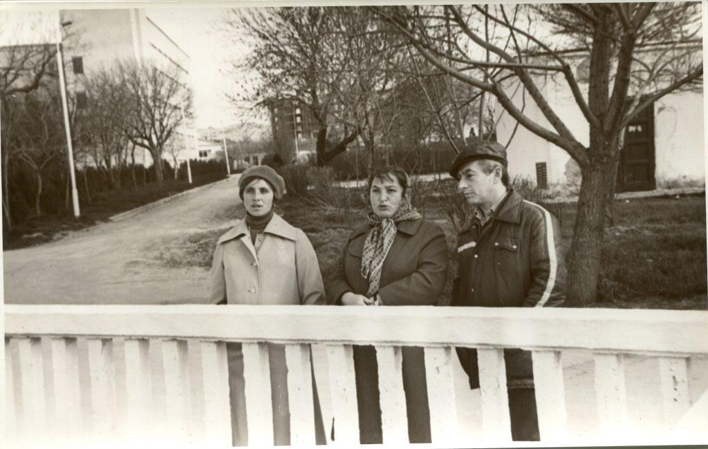 Анапа, 1980 год