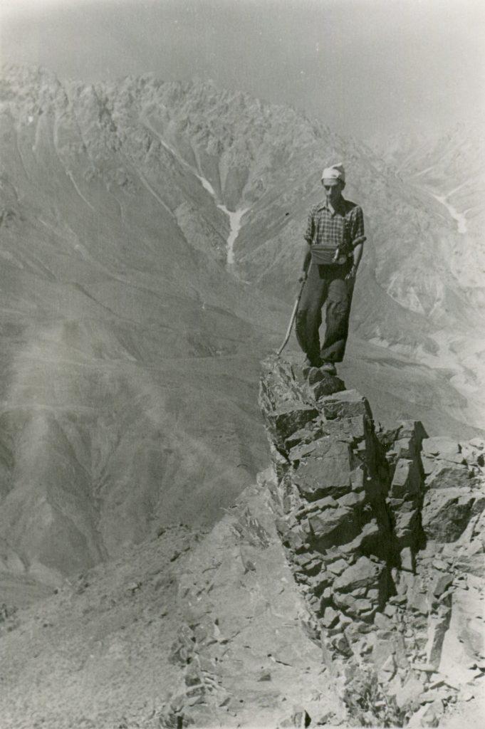 Гиссарский хребет, 1955 год