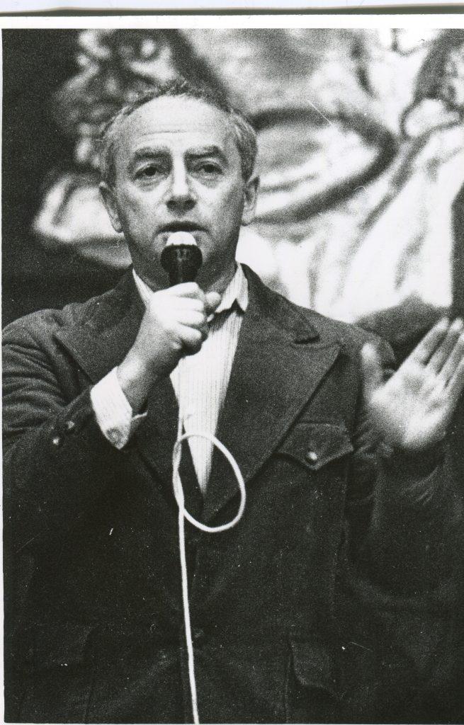Александр Городницкий в Хабаровске, 1983 год
