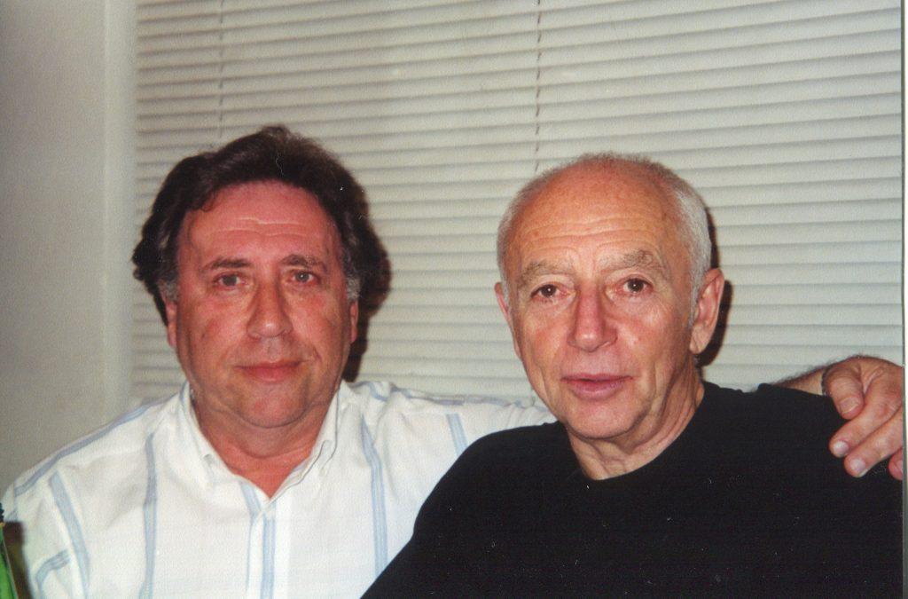 С Анатолием Рыжиковым, США, Сан-Франциско, ноябрь1999 года