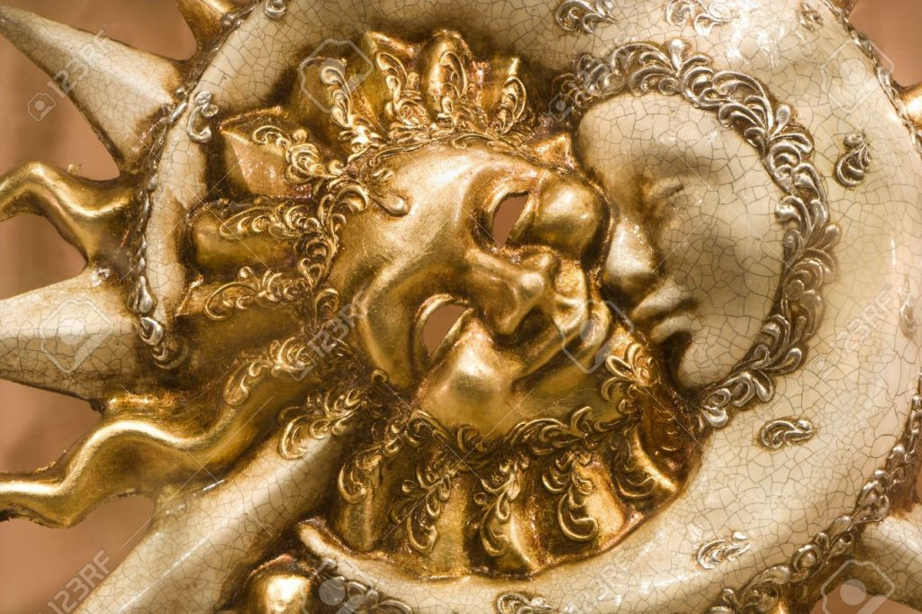 3856146-mask-from-venice-day-and-niht-stock-photo